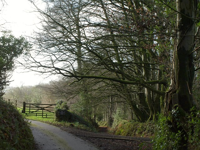 Entrance to Old Wolford Farm