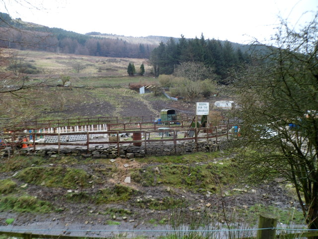 Riding for the Disabled, Treherbert