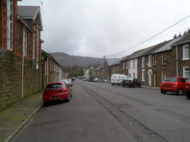 Dumfries Street Treherbert