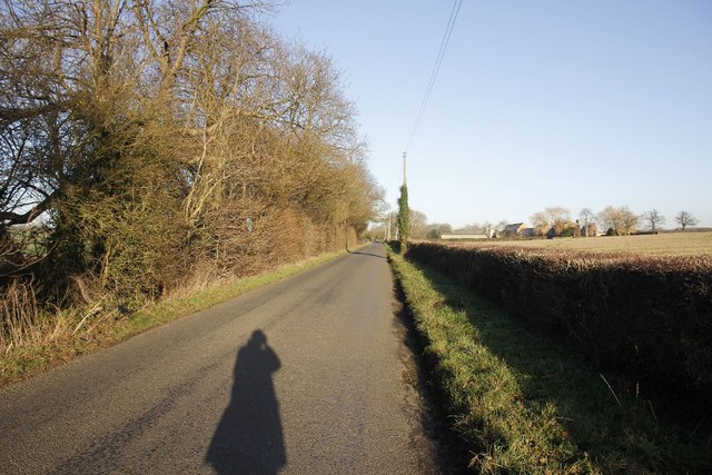 Shadow on the Denton Road