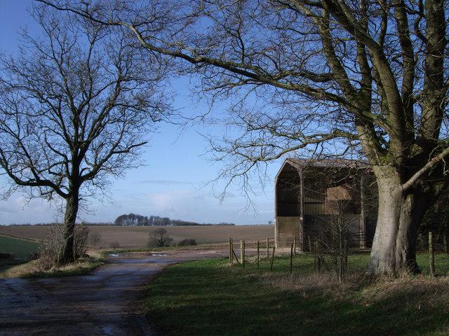 Barn, Upper Upham