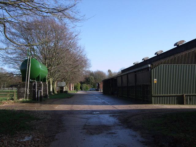 Upham Farm, Upper Upham