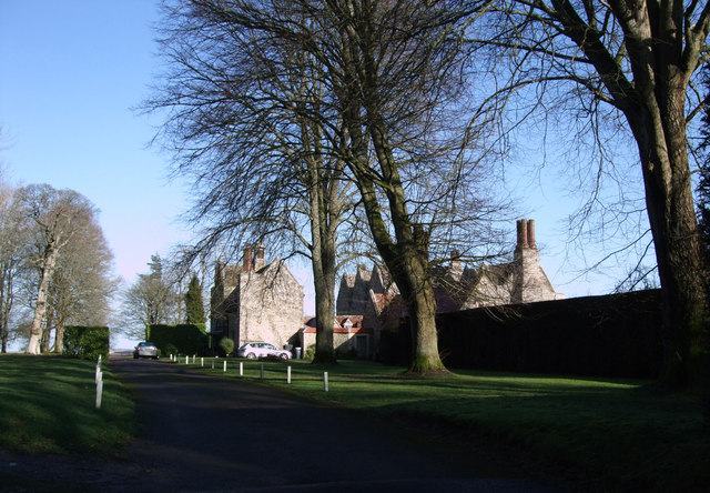 Former gatehouse, Upper Upham House