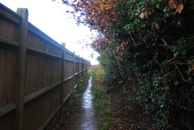 Footpath to Workhouse Lane