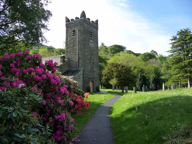 Jesus Church, Troutbeck, Cumbria