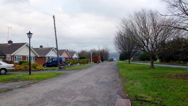 Houses on Hyde Lane