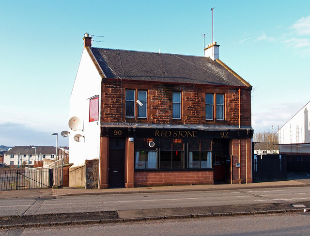 Redstone Bar, Main Road, Whitletts, Ayr