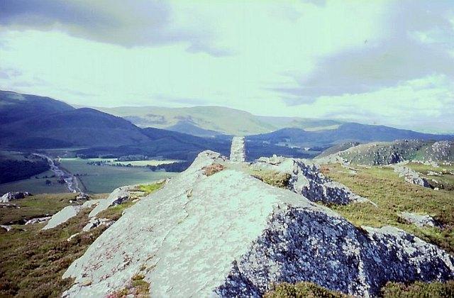 Stac Gorm's summit
