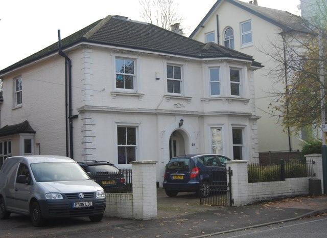 Victorian House, Upper Grosvenor Rd