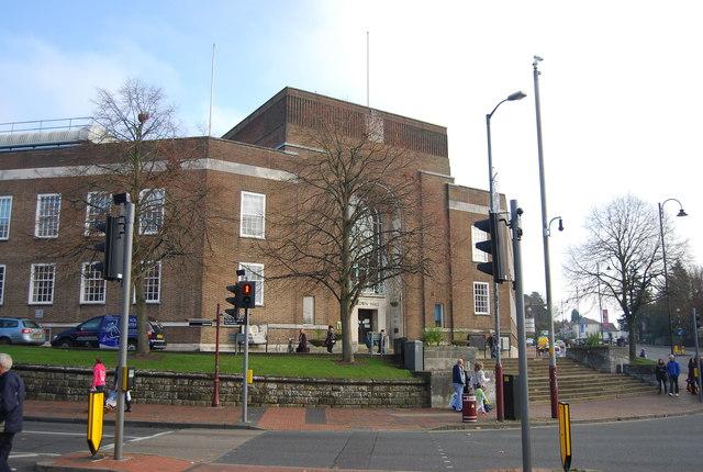 Tunbridge Wells Town Hall