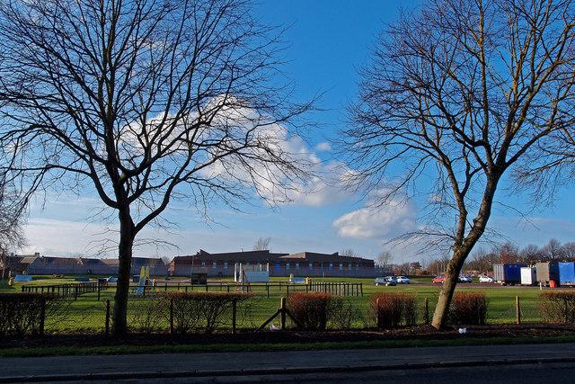 Craigie Park, Ayr