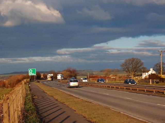 A77, Ayr Bypass