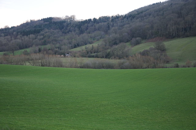 View to Bredwardine Hill