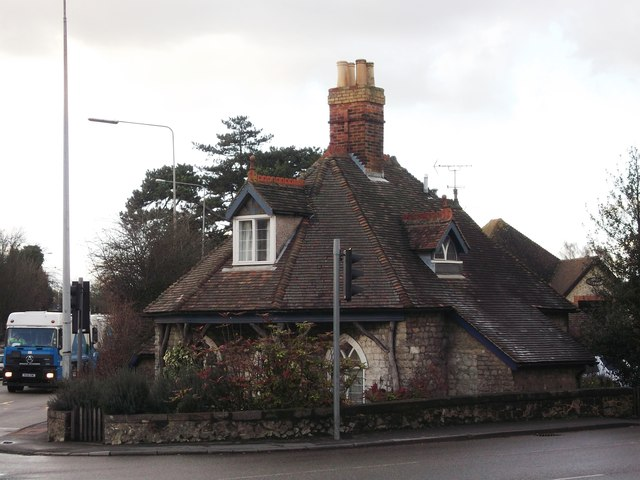 The Lodge, Aylesford