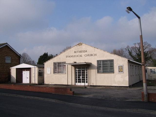 Bethesda Evangelical Church, Malvern Road
