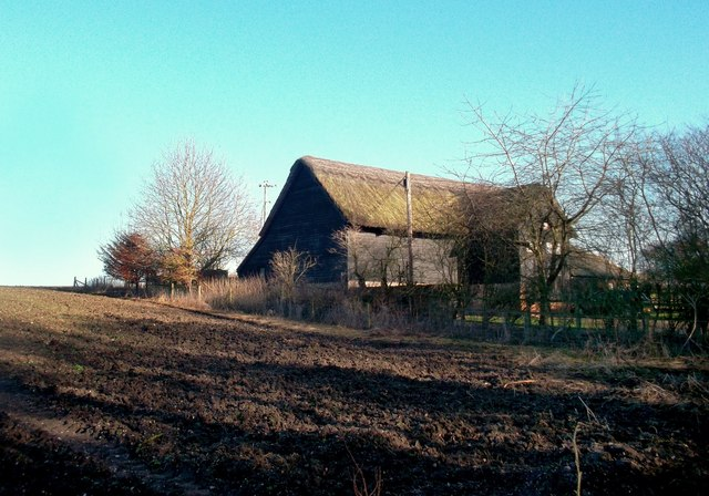 Glebe Barn near Watlington