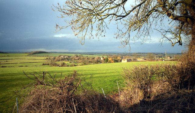 View of Stoke Talmage