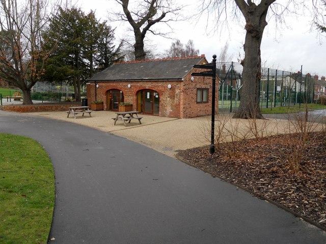 Rugby-Caldecott Park