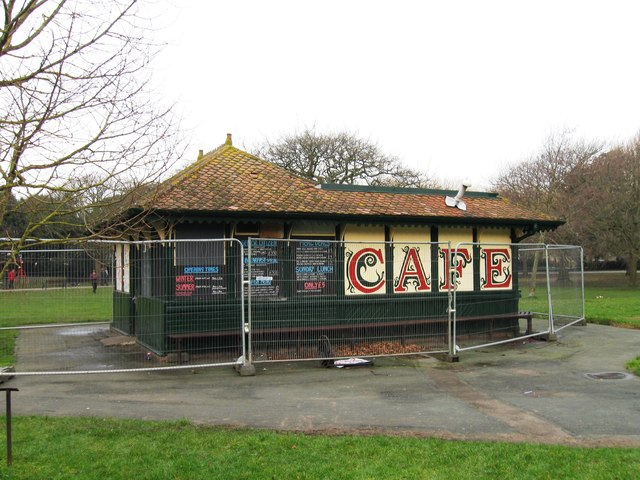 Cafe, Clarence Park