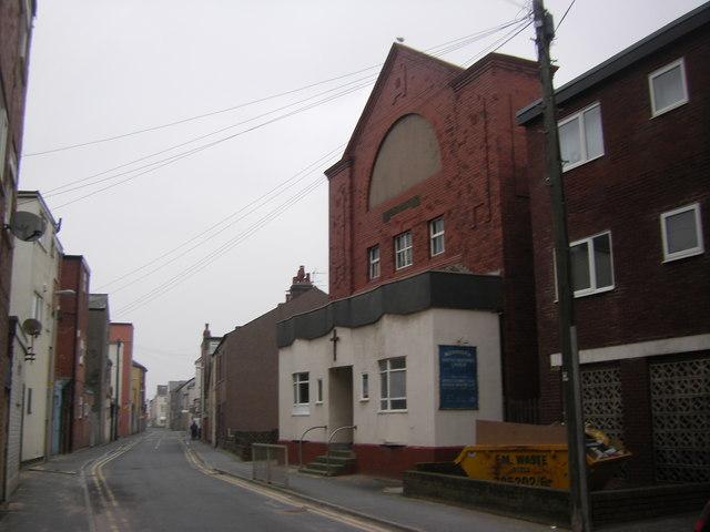 Church on Bolton Street