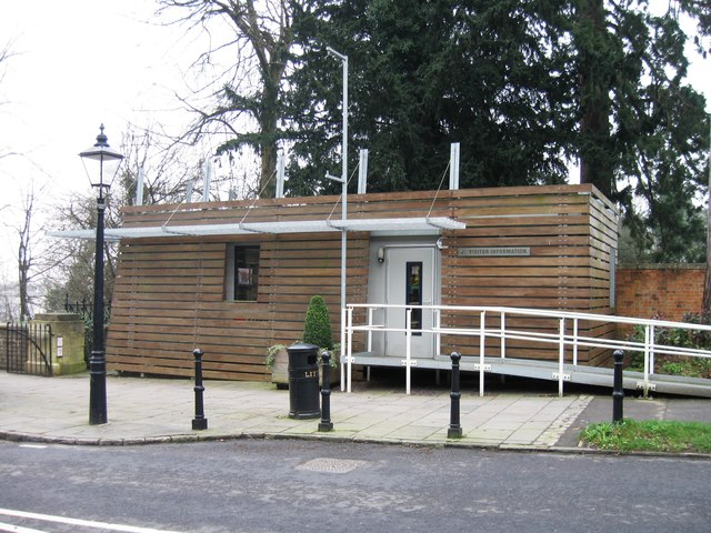 Visitor Centre, Leigh Woods