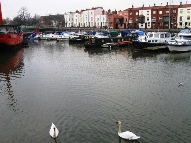 Bathurst Basin Marina