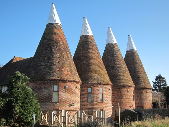 Ickham Oast House, The Street, Ickham