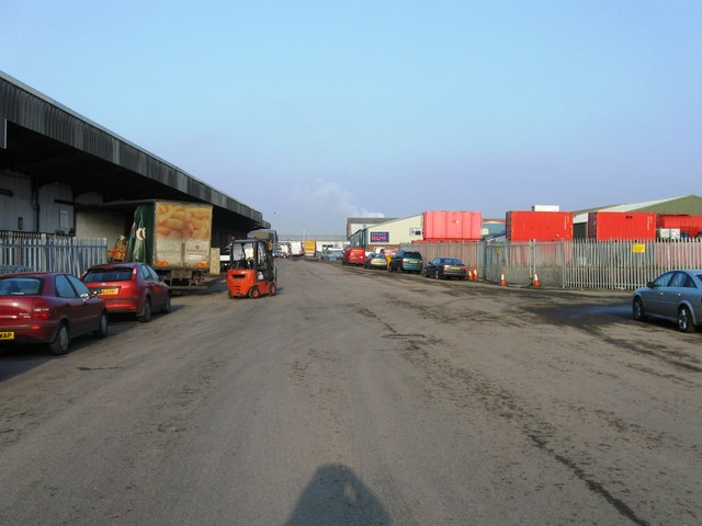 Worthy Road, Chittening Industrial Estate