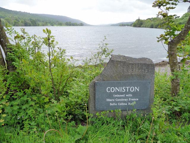 Coniston Water, Cumbria