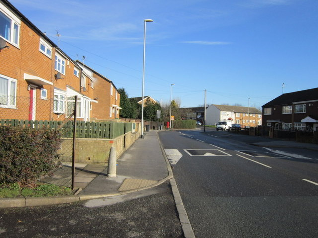 Stank's Drive, Whinmoor