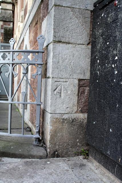 Benchmark on the Royal Albert Memorial Museum