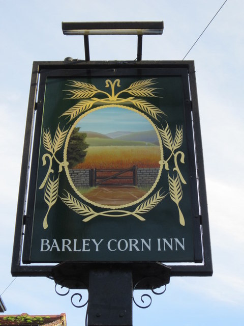 The Barley Corn Inn, Scholes