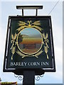 SE3836 : The Barley Corn Inn, Scholes by Ian S