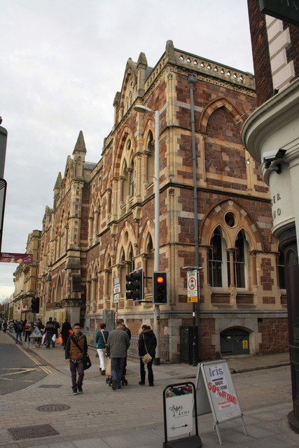 Royal Albert Memorial Museum, Queen Street