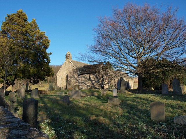 St. Agatha's Church at Easby
