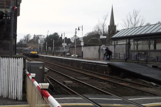 Broughty Ferry Railway Station