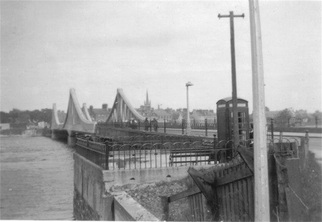 Montrose bridge