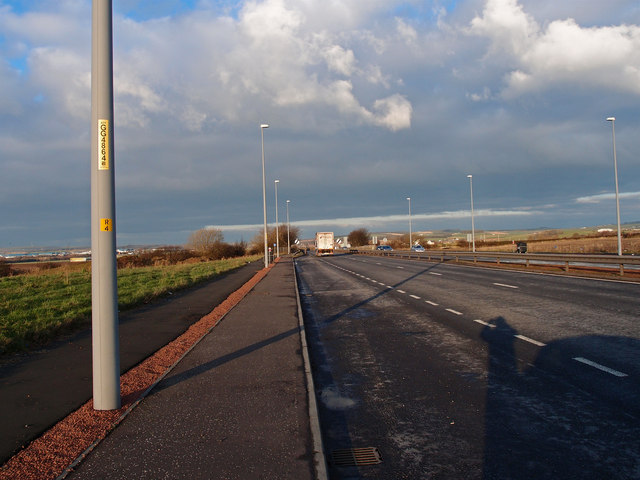 Lay-by A77, Whitletts, Ayr