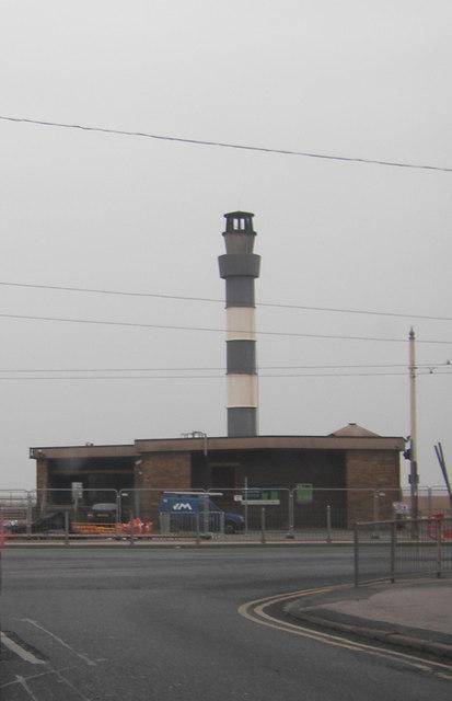 Looks like a Lighthouse