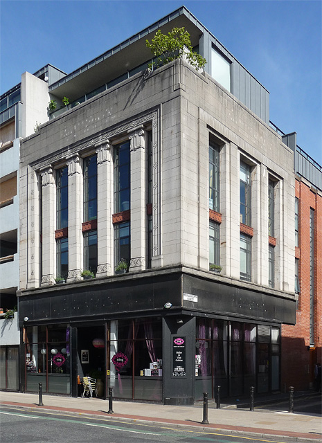 92-94 Oldham Street, Manchester