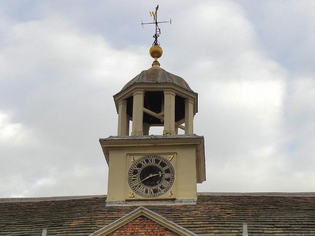 Clock Tower, Dunham Massey Stable Block