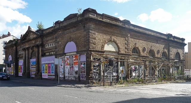 Former Wholesale Market Hall, Swan Street, Manchester