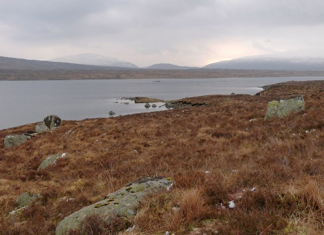 Blackwater reservoir from the south shore