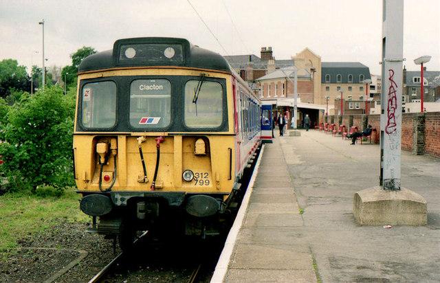 St Botolph's station, Colchester