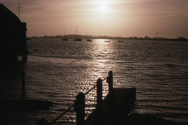 Bosham Channel from Bosham Quay