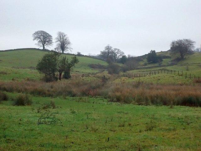 Walton, farmland