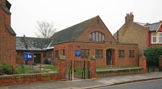 St Margaret of Antioch, Balfour Road, Ilford - Church Hall
