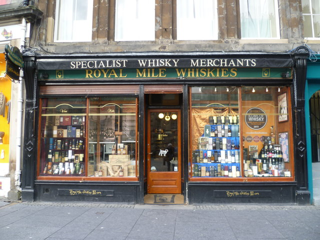 Royal Mile Whiskies, High Street