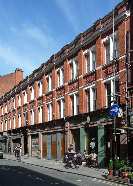 58-68 Tib Street, Manchester