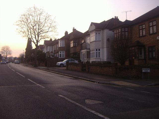 Redbridge Lane, Wanstead